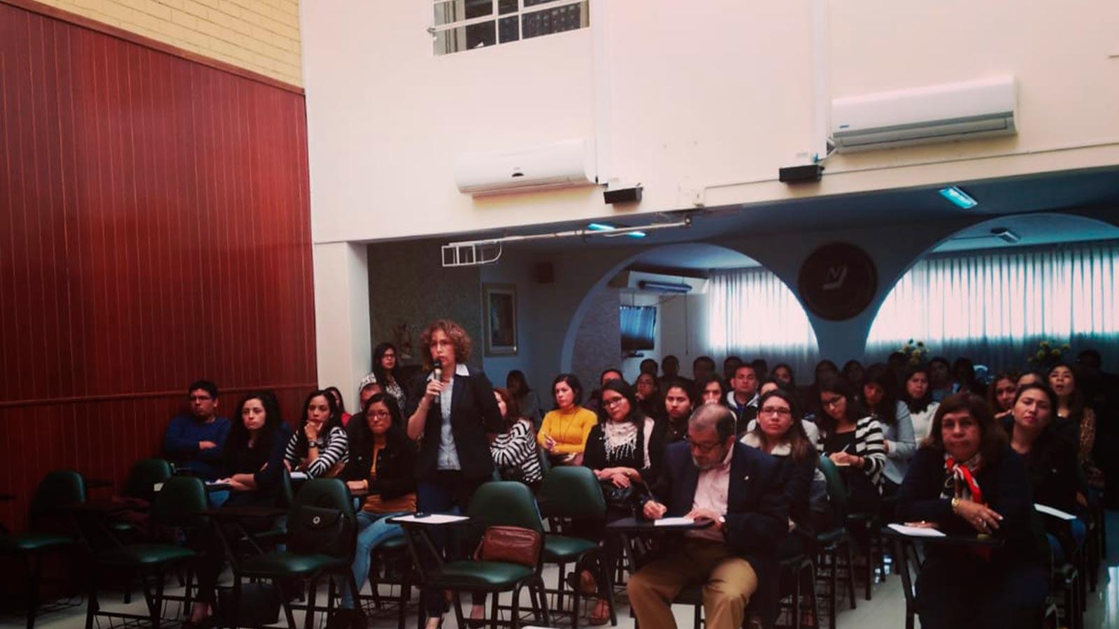 CHARLA DE CAPACITACIÓN «RENTA DE SEGUNDA CATEGORÍA»